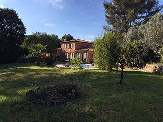 Villa provençale de charme, Sanary-sur-Mer