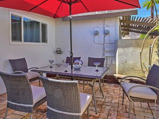 Old Town La Quinta Home w/ BBQ Area & Walkability!