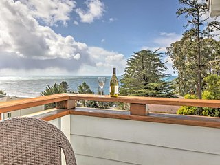 New! Cozy 2BR Gualala Townhome w/ Ocean Views!