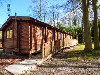 LODGE 27 detached lodge, on-site facilities, open plan, WiFi, Louth, Ref 954617