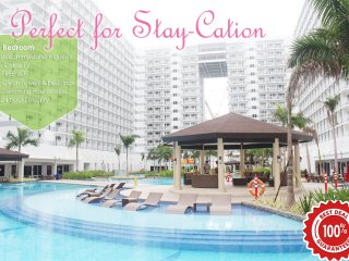 Studio Unit near Airport and Mall of Asia