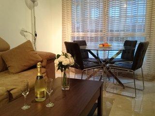 Schöne Wohnung - nur 80 m bis zum Strand, Almeria