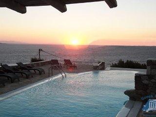 Villa in Mykonos : Ornos Area Villa Aikaterine, Agios Ioannis