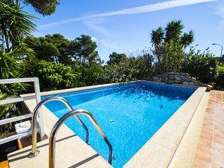 Villa Na Blanquera espectaculares vistas al mar