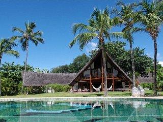 Villa Tahiti, Praia do Forte