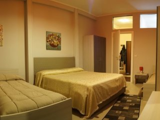 Apartment with one room in Reggio Calabria, with terrace and WiFi