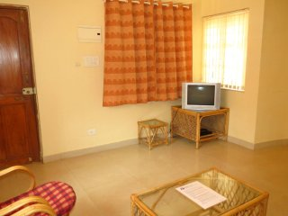 41) 1 Bed Apartment Kyle Gardens Calangute/Baga Sleeps 2/4