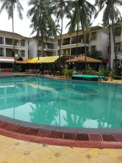 34- Private Apartment Alor Grande Resort Candolim & Free WiFi