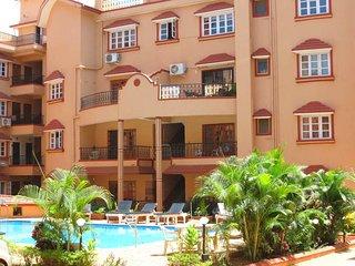 42- Serviced Apartment Calangute/Baga Sleeps 2-4