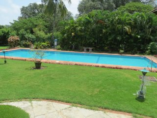 16) Luxurious Villa 750 mtrs from beach Candolim with fibre optic WiFi