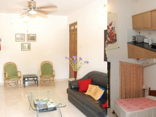 08) Luxurious Ground Floor 2 Bedroom Apartment Regal Park Candolim