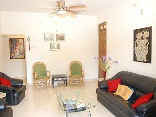 08) Luxurious Ground Floor 2 Bedroom Apartment Regal Park Candolim