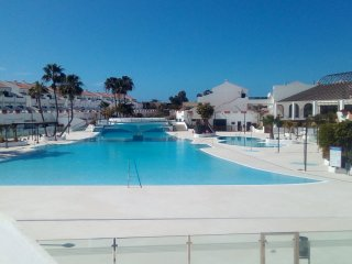 The best position in the complex, beautiful pools views and vulcano Teide