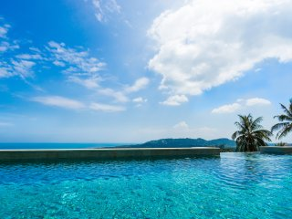 INCREDIBLE VIEWS - AMAZING VALUE !, Lamai Beach