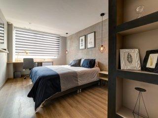 High-Tech Style Apartment, Bogota