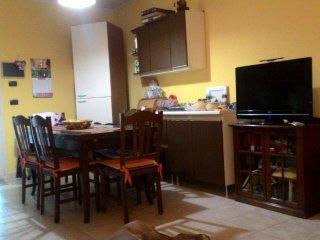 mini appartamento di 50 mq con giardino posteriore di 90 mq