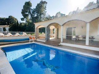 Casa con piscina en la Costa Brava