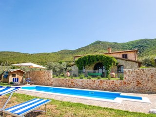 Secluded villa with private pool near Orvieto, Montecchio