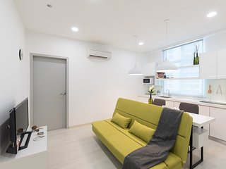 Comfy Modern 1BR Fully Furnished at Georgetown, Gelugor