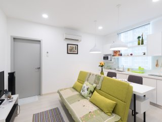 Modern Suite 1BR for Small Family at Georgetown, Gelugor