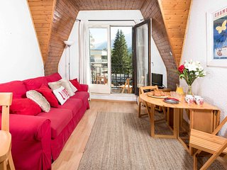 Stay at Aiguille apartment with 'Very Good' Property Manager 4.5/5