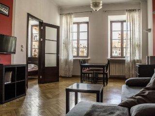 Rynek Jazz apartment in Stare Miasto {#has_luxuri…, Varsovia