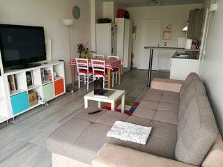 Joli appartement 2 pièces tout confort Paris 12 près du Bois de Vincennes