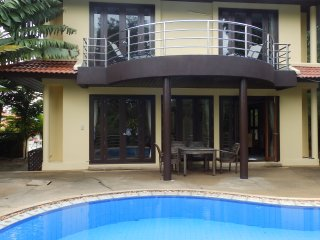 4 Bedroom Villa on beachfront resort (TG43)