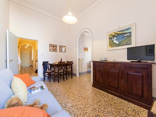 Classic 1bdr 80m2 in the historic center of Pienza, near Siena
