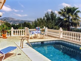 Costa Blanca villa w pool, sea view