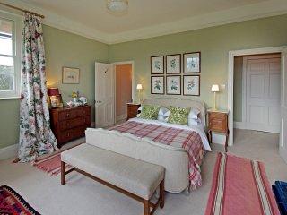 Green Room - The Pigeon House B&B, Bodenham
