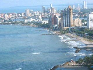 CARTAGENA YA!!!!! BEACH FRONT CONDO