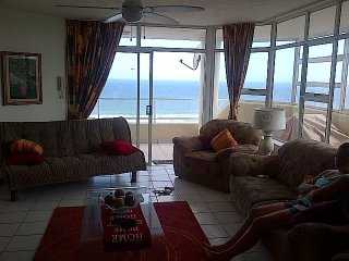 Magnificent sea view apartment in Warner Beach, Amanzimtoti