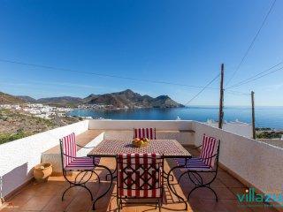 Villazul Cabo de Gata.  Villa Vela Blanca.
