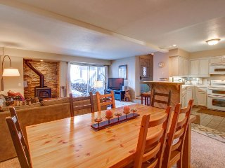 Dog-friendly vacation home with wood fireplace & stunning views - near slopes!