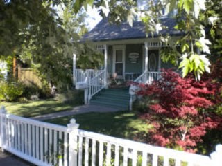 2nd Street Cottages, HERITAGE HOUSE, holiday rental in Ashland