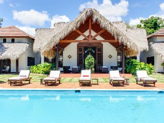 Spacious villa boasting a private pool, hot tub, on-site golf, & fitness room