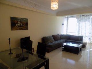 Appartement F3 meublé dans résidence familiale sécurisée  avec Piscine
