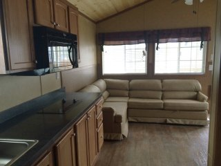 Two Bedroom Cottage in Wagon Wheel RV Resort