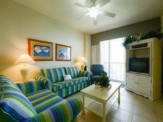 Colorful 2 Bedroom Condo at Sunrise Beach Condominiums