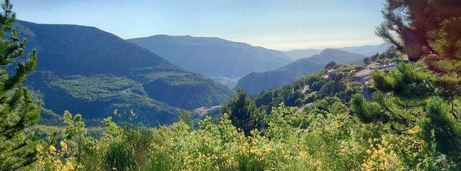 Au coeur des montagnes des Baronnies Provençales