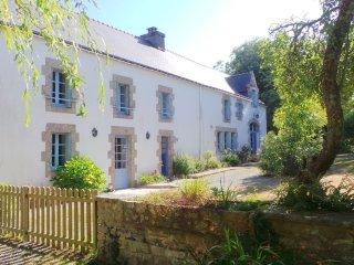 Ti Bleunv-Nevez Argoat - Chambre d'hôtes en Bretagne Sud