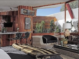 THE LAUTNER COMPOUND - THE DESERT RETREAT, UNIT #1