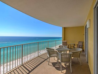 New! Oceanfront 2BR Panama City Beach Condo