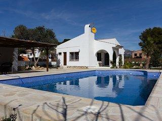 Cambrils-Private swiming-pool