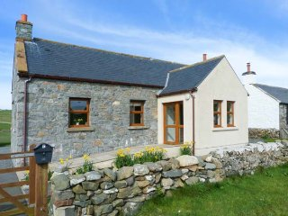 2 SOUTH MILTON COTTAGES, detached property, with sea views, woodburner, off road