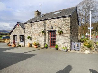 HEN EFAIL, character property close to RSPB reserve, walking, coastline in