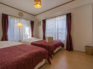Family stay 3bedroom near Ueno on Yamanote line, spacious for 7 Guest