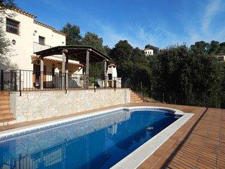 Calonge casa amb piscina Urb. Rio de Oro
