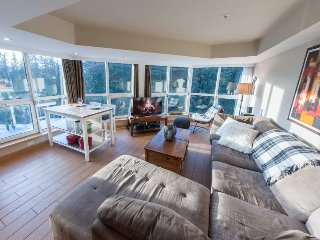 Located at the Base of Blackcomb Mountain | Steps Away From The Chairlifts